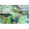 Militarblache 4x6m 80g/m2
