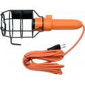 Montagelampe mit Sicherheitsgitter