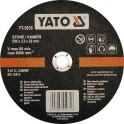 Vágókorong kő 230x3,2mm 5db YATO