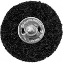 Draht Schleifscheibe 75mm Kupfer Bohrm.